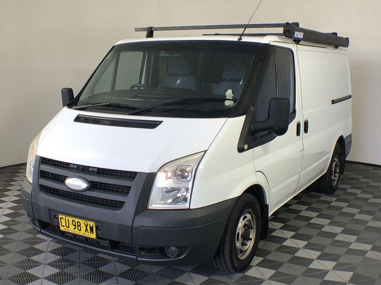 Ford Transit Low (SWB) VM Turbo Diesel Manual Van