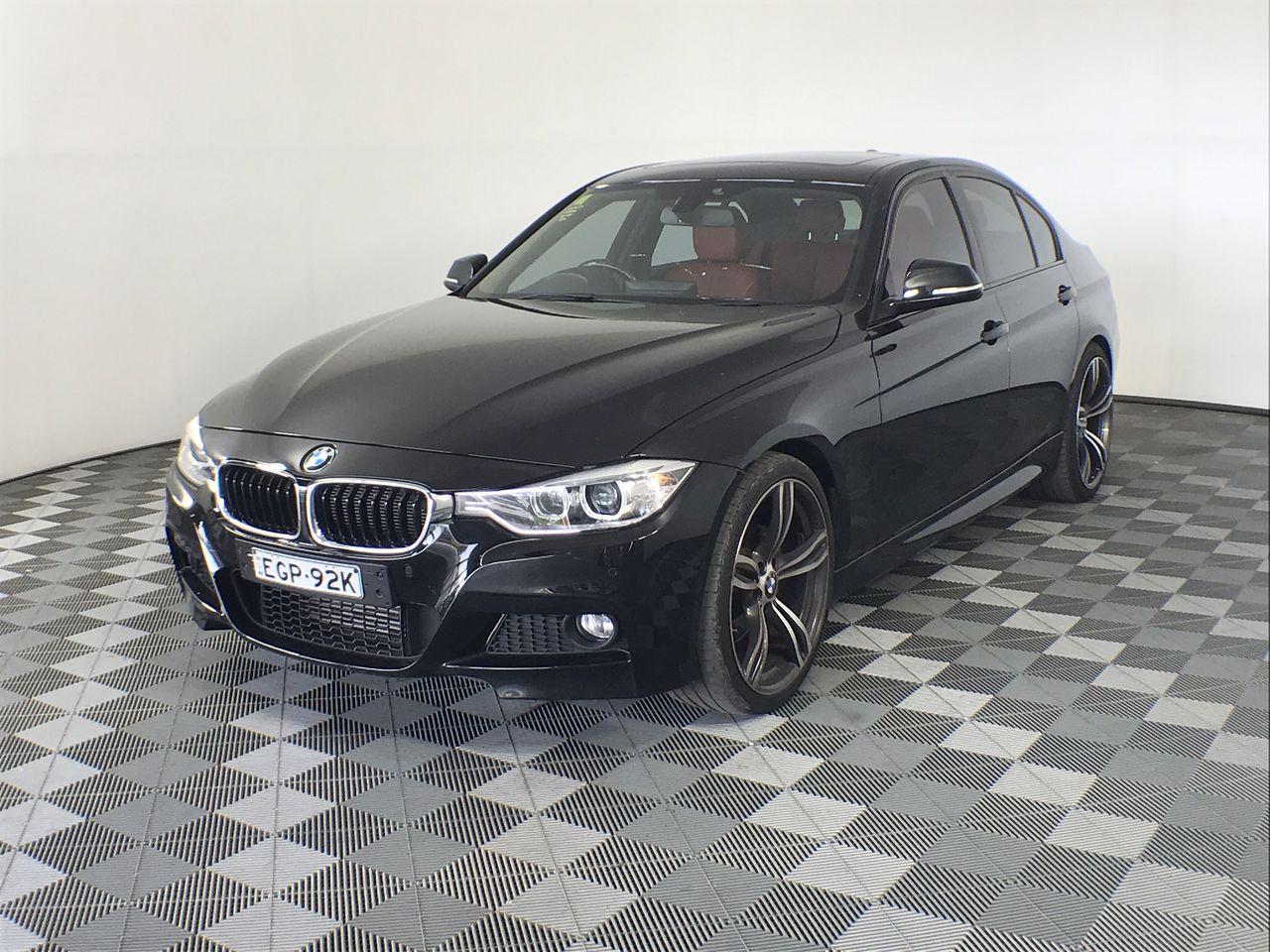 2013 BMW 3 Series 328i F30 Automatic - 8 Speed Sedan