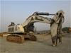 2017 Liebherr R9100 Hydraulic Excavator with Bucket (EO773)