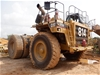 2000 Caterpillar 777D Rigid Cab Chassis Only (DT814)