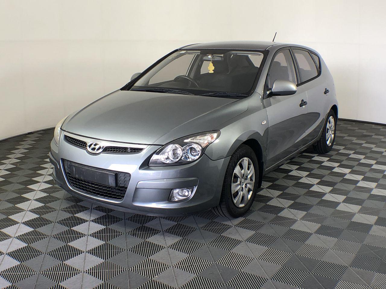 2011 Hyundai i30 SX 1.6 CRDi FD Turbo Diesel Automatic Hatchback(wovr)