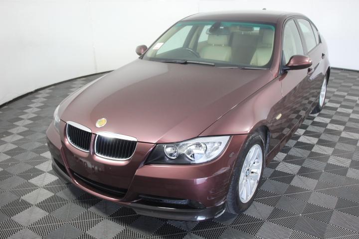 2006 (2007) BMW 320i E90 Automatic Sedan 127,971km