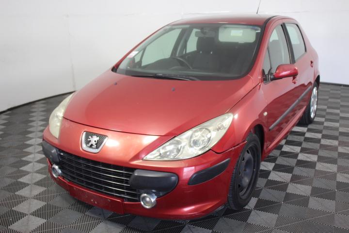 2005 Peugeot 307 XSR HDi Turbo Diesel Hatchback