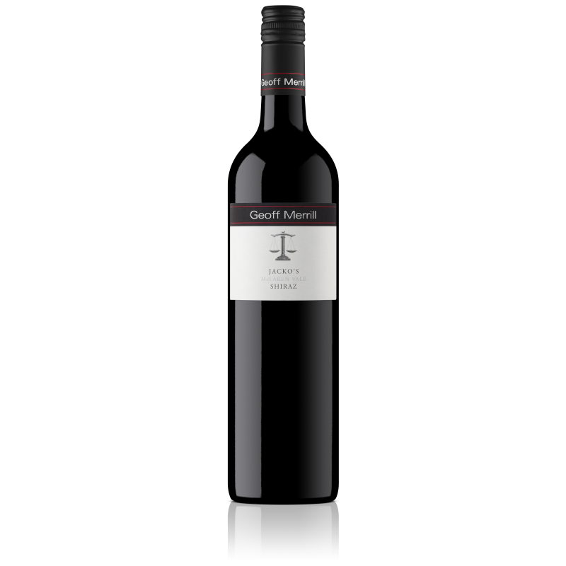 Geoff Merrill Jacko's Blend Shiraz 2014 (12x 750mL). SA.