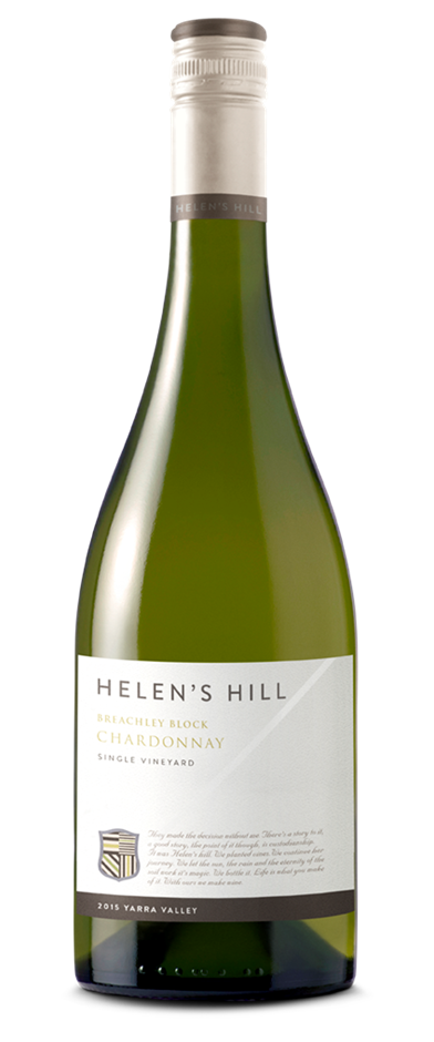 Helens Hill Breachley Block Chardonnay 2018 (12x 750mL). VIC.