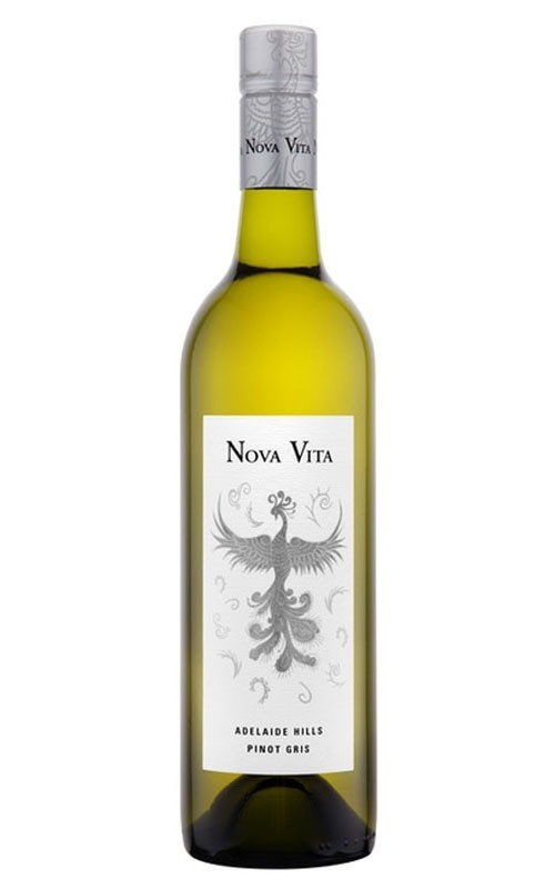 Nova Vita Firebird Pinot Gris 2020 (12x 750mL). Adelaide Hills, SA.