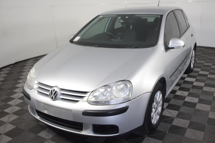 2007 Volkswagen Golf 2.0 FSI Comfortline A5 Automatic Hatchback