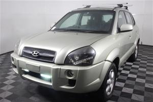 2005 Hyundai Tucson Elite Automatic Wago