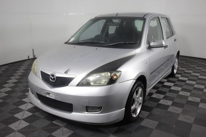 2003 Mazda 2 GENKI DY Manual Hatchback