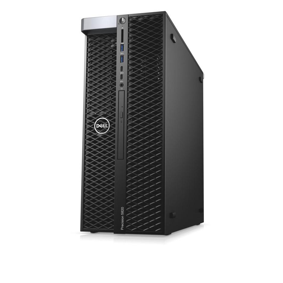 Dell Precision 5820 Workstation PC, Black