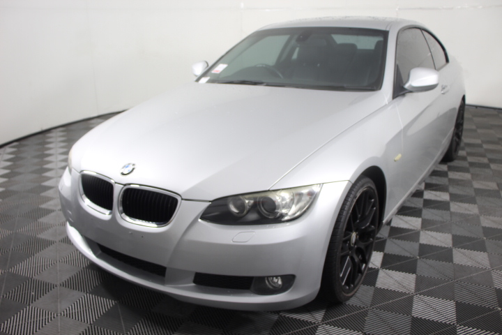 2009 MY10 BMW 320d E92 Turbo Diesel Coupe