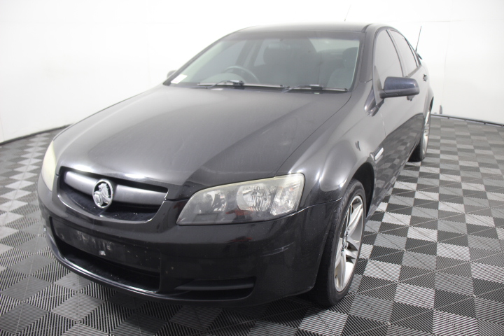 2006 Holden Commodore VE Omega Automatic Sedan