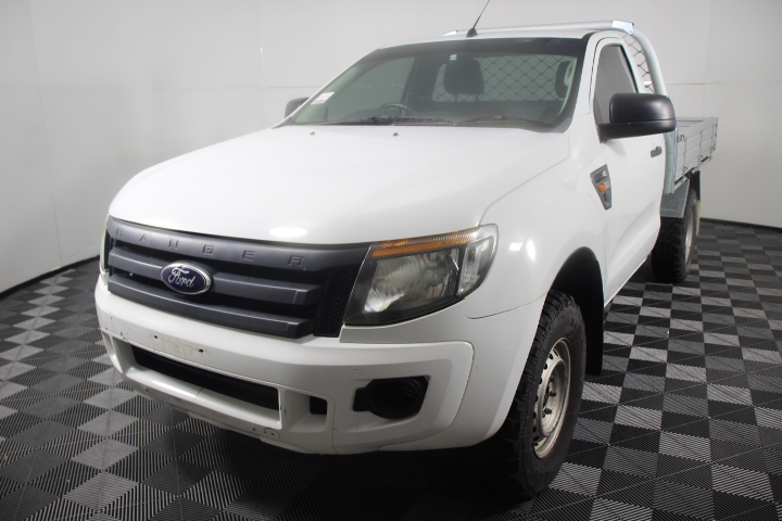 2014 Ford Ranger XL Turbo Diesel 3.2 4WD Automatic, 103,855km