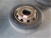 Truck Tyre with Rim