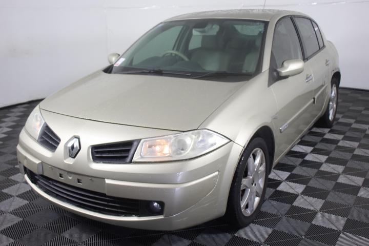 2006 Renault Megane Privilege Auto 134,470kms