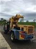 1989 Linmac AW2-12 Ton Articulated Crane