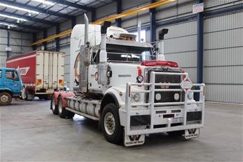 2012 Western Star 4900FX 6 x 4 Prime Mover