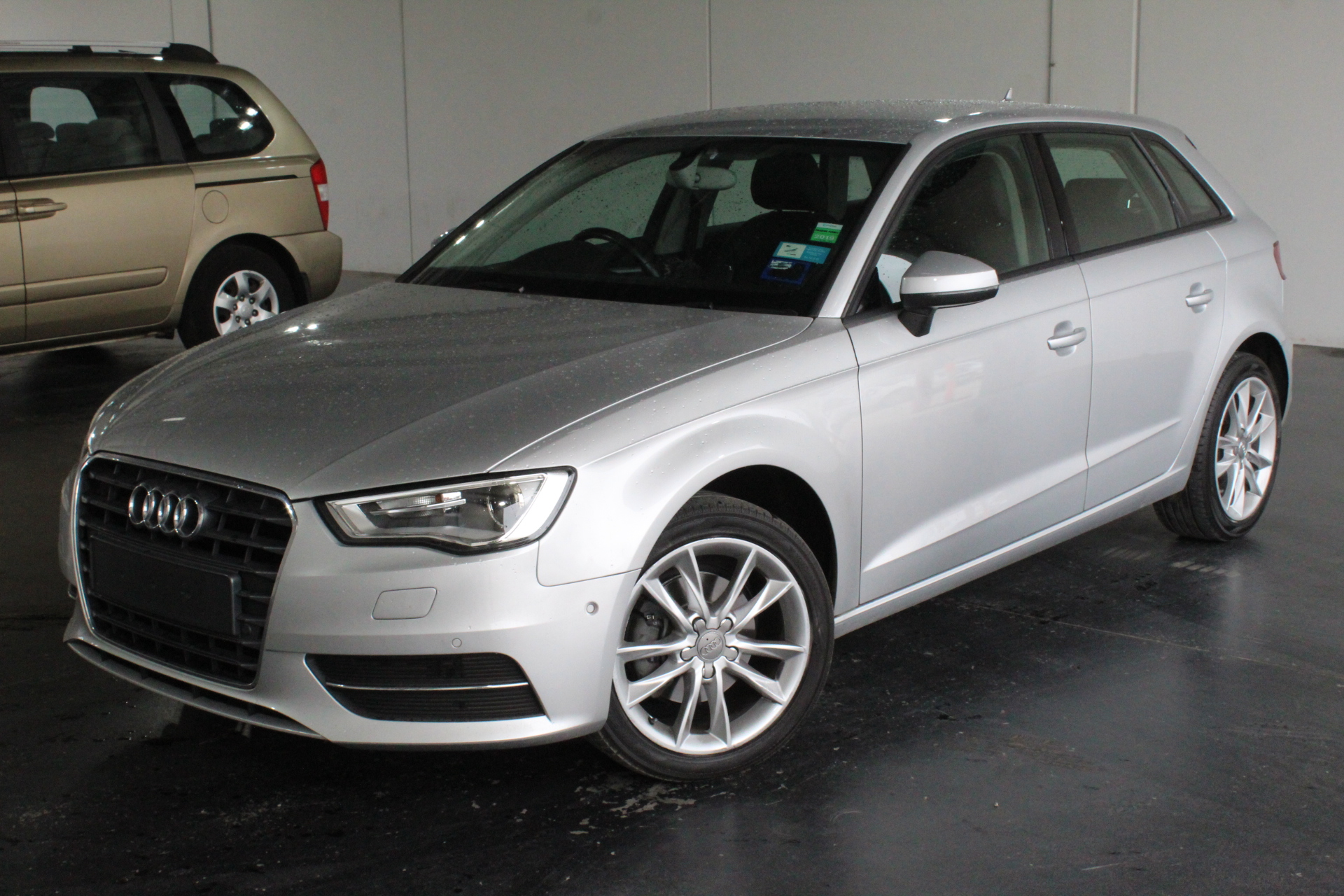2013 Audi A3 1.6 TDI ATTRACTION 8V Turbo Diesel Automatic Hatchback