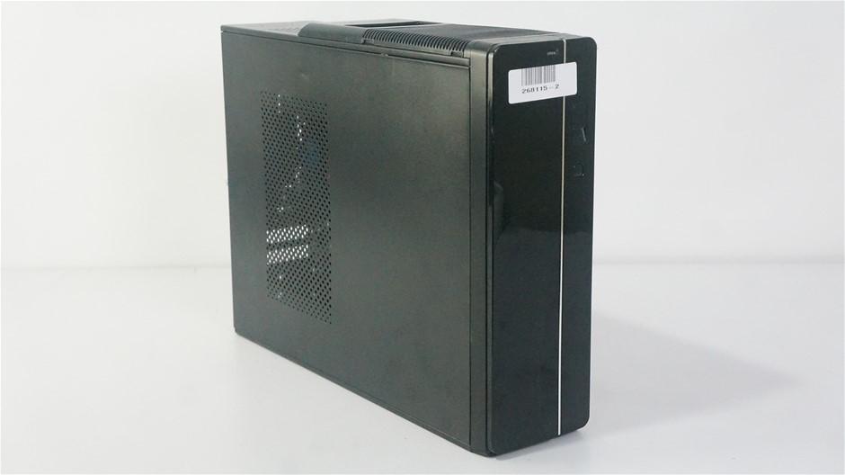 Gigabyte Technology Co., Ltd. H81M-S2H Small Form Factor (SFF) Desktop PC