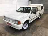 1995 Ford Courier XL 4X2 CREW CAB PC Manual Dual Cab