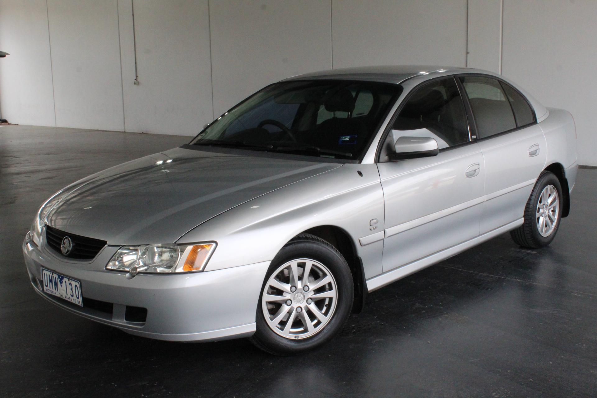 2004 Holden Commodore Acclaim Y Series Automatic Sedan
