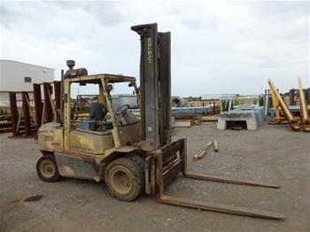 Hyster Forklift 5.00
