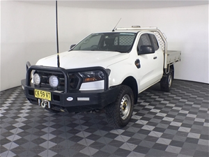 Ex-Gov 2016 Ford Ranger XL 4X4 PXII Turb
