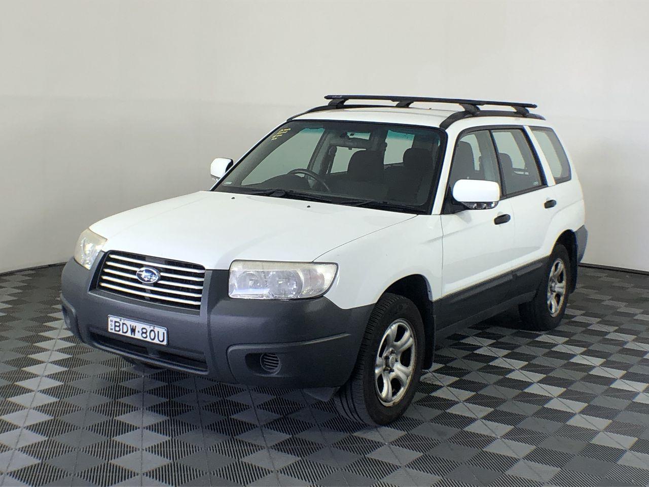 2007 Subaru Forester X Automatic Wagon