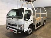 Mitsubishi-Fuso Canter (918) Automatic Tray Body Truck