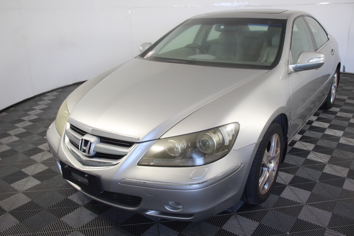 2006 Honda Legend AWD Automatic Sedan