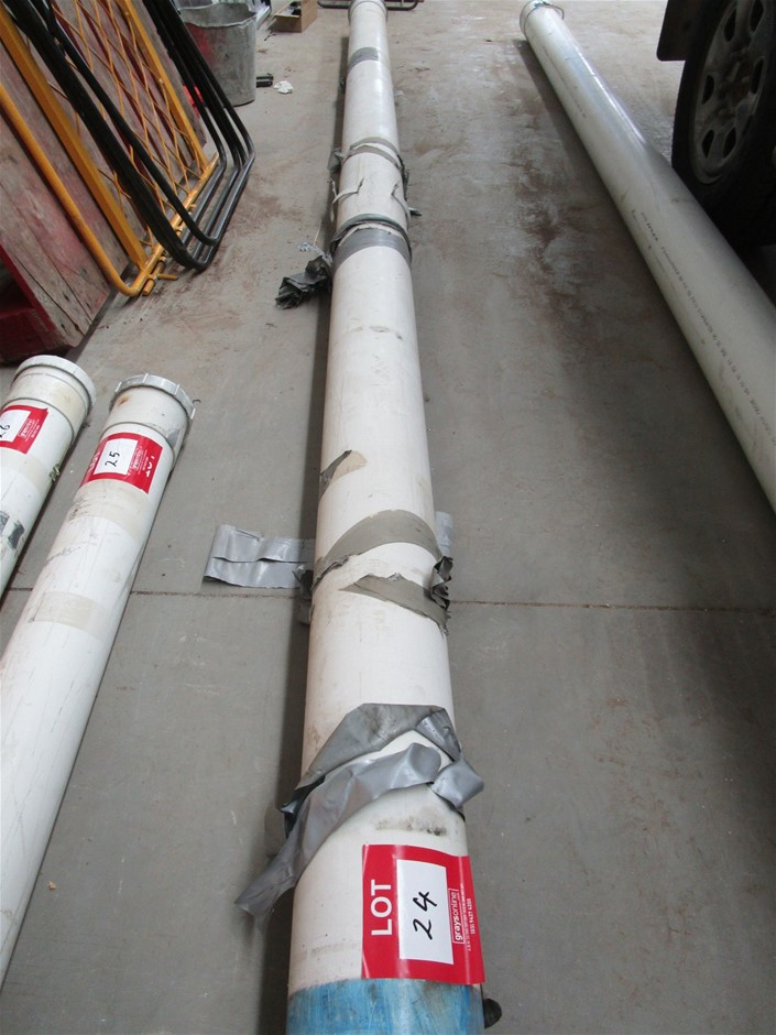 Length of PVC Pipe