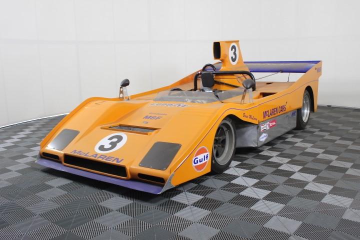 Historic Can-Am Race Car
