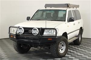 2001 Toyota Landcruiser (4x4) HZJ105R Ma