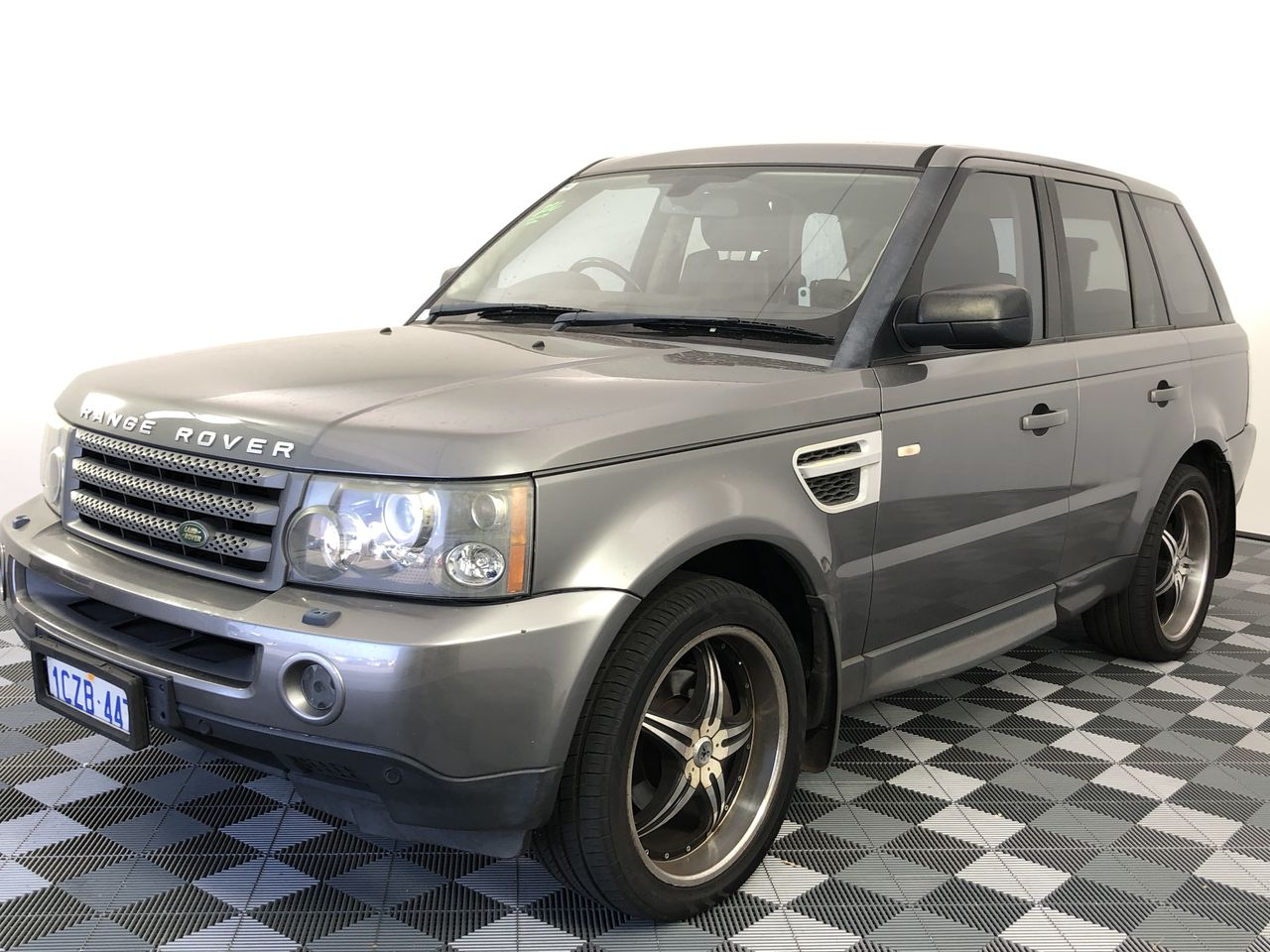 2009 Land Rover Range Rover Sport TDV6 Turbo Diesel Automatic Wagon