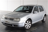 Unreserved 2004 Volkswagen Golf 2.0 Generation A4 Auto Hatch