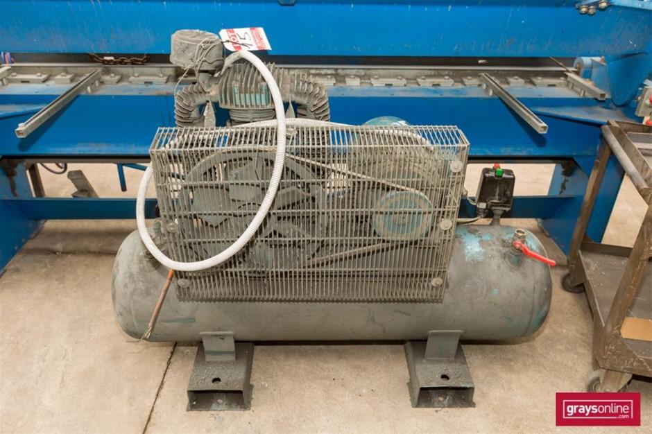 Air Compressor, Make: Fracks, Model: FK 30