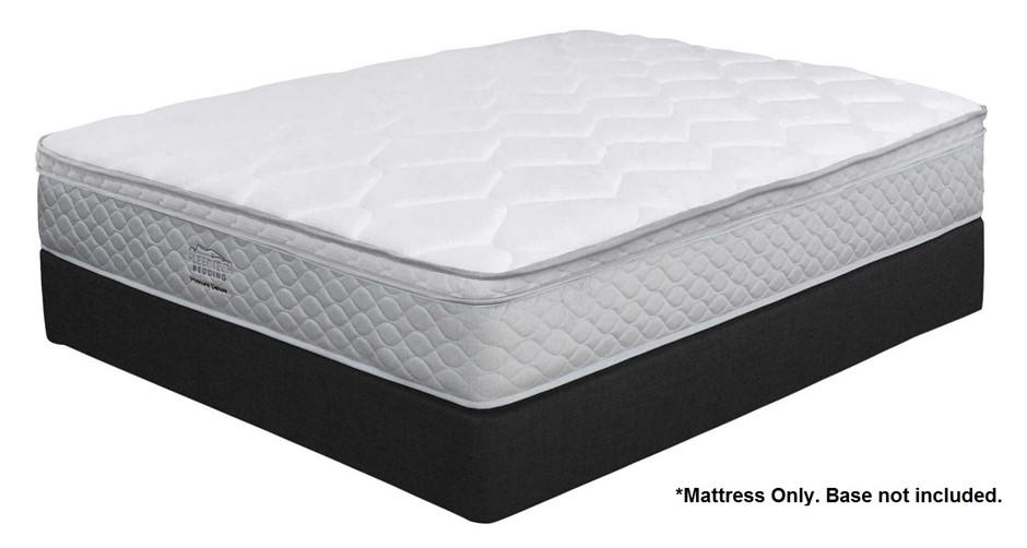 Sleeptech Posture Pillow Top Deluxe Mattress - SINGLE