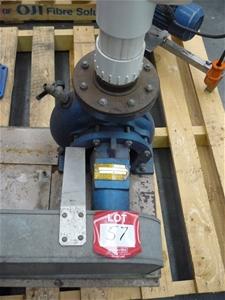 Slaters R01-80/160 Pump