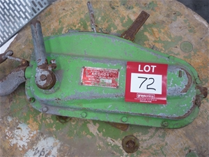 Anchor Supertil Rope Winch