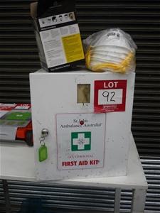 St John Ambulance First Aid Box