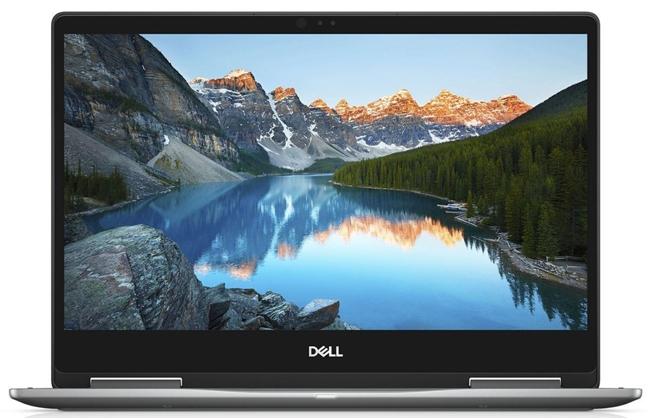 Dell Inspiron 13 7373 13.3-inch Notebook, Silver