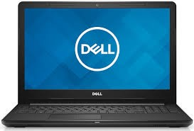 Dell Inspiron 15 3565 15.6-inch Notebook, Black