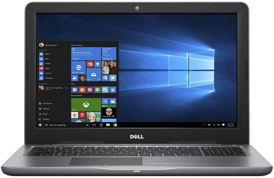Dell Inspiron 15 5567 15.6-inch Notebook, Grey