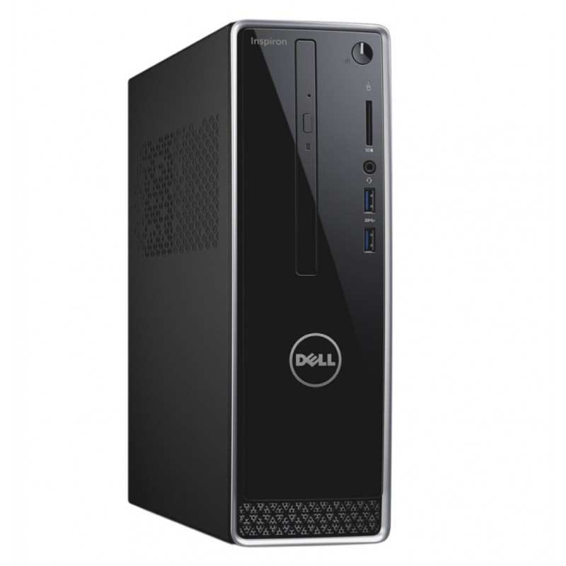 Dell Inspiron 3268 Small Form Factor (SFF) Desktop PC, Black