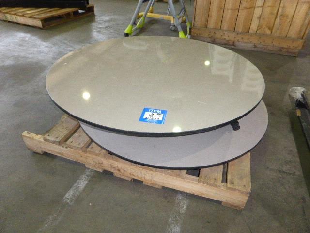 Qty 2 x Round Tables (Pooraka, SA)