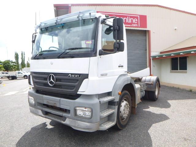 2010 Mercedes Benz 1833 4 x 2 Prime Mover Truck - Darwin NT