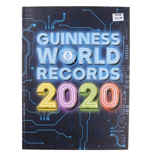 Guinness World Records 2020, 256 Pages.