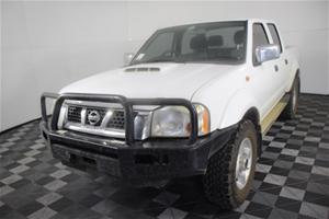 2011 MY12 Nissan Navara ST-R (4x4) T/Die
