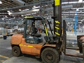 Forklifts, Pallet Wrappers, Compressors, Conveyors & More