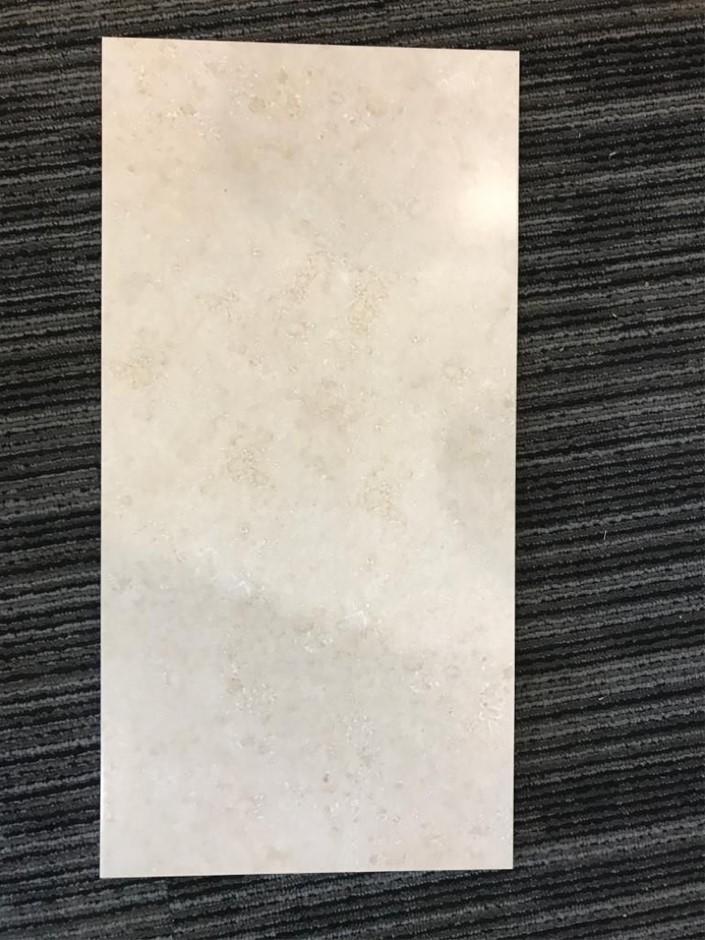 1/2 Pallet of LM porcelain tiles 300x600 Light Beige, Approx 28.8m2